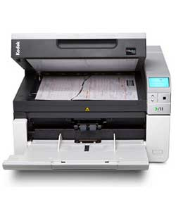 Kodak, i3250, A3, 50ppm, Scanner, with, Integrated, A4, Flatbed,