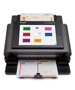 A4 Network Scanner/Kodak Alaris: Kodak, Scan, Station, 710, 70ppm, Network, Scanner,