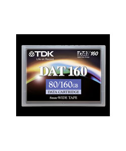 TDK, DAT, 160, -, 80, /, 160GB, Data, Cartridge, (minimum, order, quantities, apply),