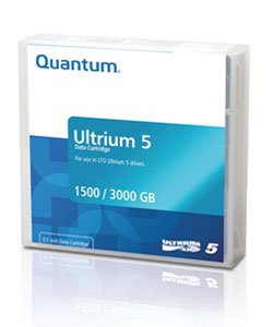 Quantum, Data, Cartridge, LTO, Ultrium, 5, (LTO-5), 1.5TB, Native,