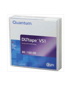 Quantum, VS1, Data, Cartridge, 80, /, 160GB, 160, /, 320GB, for, VS160, /, DLTV4, Drives,