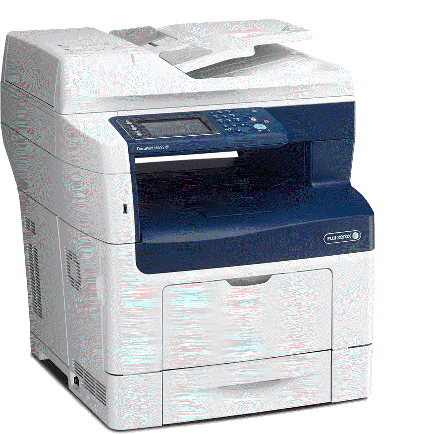 Fuji Xerox Docuprint M455DF A4 Mono Laser MFP