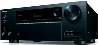 Onkyo, TX-NR555, 7.2, Channel, Network, Receiver, DTS:X, Dolby, Atmos, 4K, WiFi,