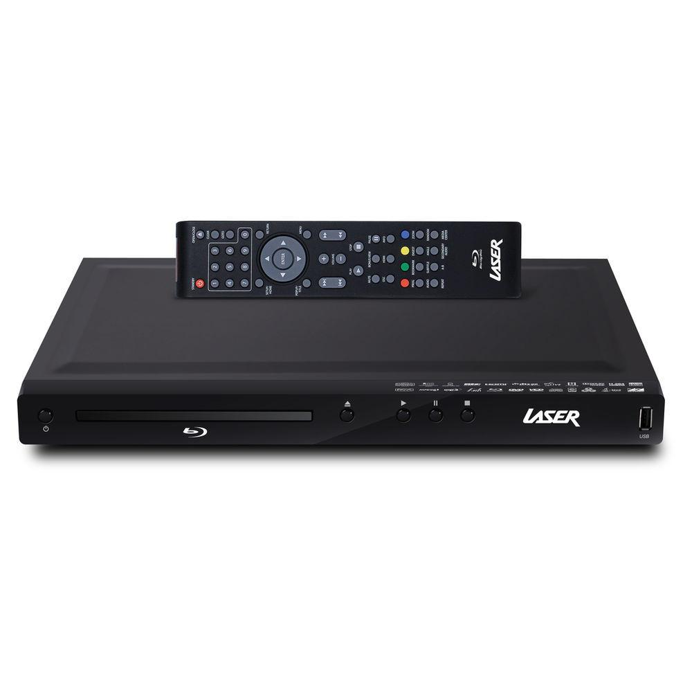 Laser, BLU-BD1000, Blu-Ray, Player,