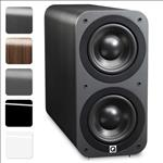 Q, Acoustics, 3070S, Home, Theatre, Subwoofer, 140W, RMS,