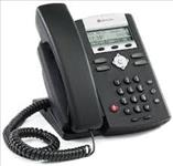 Polycon, SoundPoint, IP, 331, 2-line, SIP, desktop, phone,