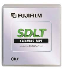 Fujifilm, Super, DLT, Cleaning, Tape, Cartridge, for, All, SDLT, Drives,