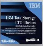 IBM, LTO4, TAPE, 800GB/1.6TB,