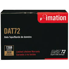 Imation, DAT72, tapes, (pack, of, 10, tapes),