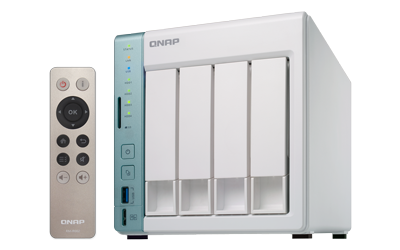 QNAP, TS-451A, 4, Bay, Diskless, Network, Attached, Storage, -, Intel, Celeron, 1.6GHz, dual-core, CPU, -, 2GB, Ram,