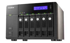 QNAP, VS-6120Pro+, 6, Drive, 20, Channel, NVR, with, local, HDMI, RAID, 0/1/5/5+/6/6+, 2, x, GbE, max, 330Mbps, 2, year, Return, to, Ba,