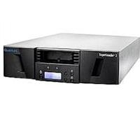 Autoloaders/Quantum: Quantum, SuperLoader, 3, one, LTO-7HH, tape, drive, Model, C, 16, slots, 6Gb/s, SAS, rackmount, barcode, reader, (NAM/APAC/LAM),