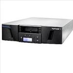 Quantum, SuperLoader, 3, one, LTO-6HH, tape, drive, Model, C, 16, slots, 6Gb/s, SAS, rackmount, barcode, reader, (NAM/APAC/LAM),