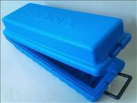 SONY, Storage, Travel, Case, -, Holds, 10, LTO, Cartridges,