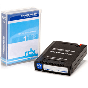 Tandberg, RDX, 1.0TB, Cartridge, (single),