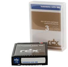 Tandberg, RDX, 3TB, Cartridge, (single)*,