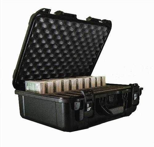 Turtle, LTO, 20, capacity, waterproof, &, dustproof, case, (039),