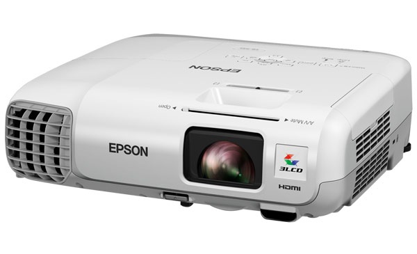 EPSON EB-2055, XGA, 5000 ANSI, 15,000:1, LAN, USB, DUAL HDMI WITH WIRELESS