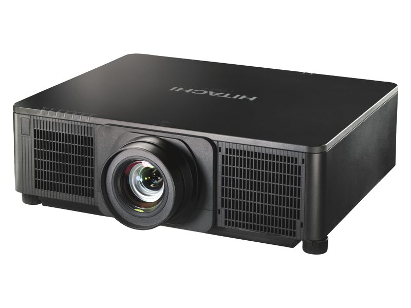 Hitach, CPWU9410, Larger, installation, Dual, Lamp, 8, 500, ANSI, WUXGA, Projector,