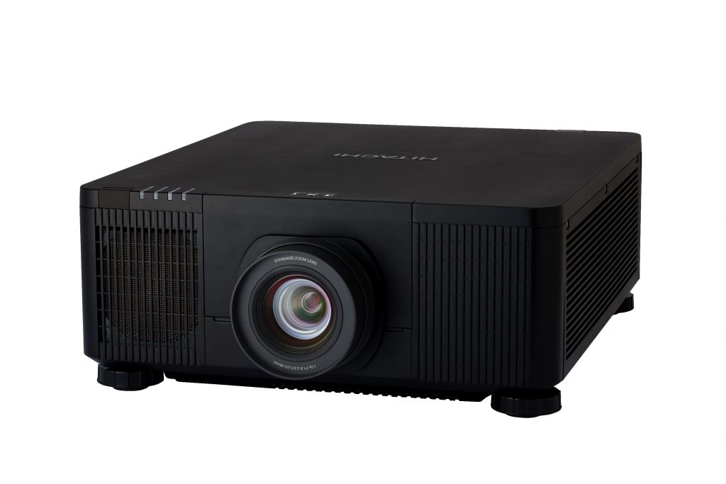 Hitachi, LPWU9100, WUXGA, 10000, ANSI, Lumens, Laser, Light, Projector,