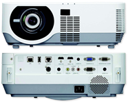 NEC, P452HG, Full, HD, 4500, Lumen, Projector,