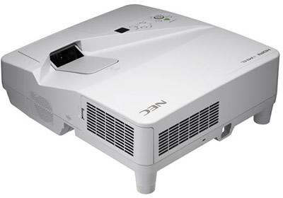 NEC, UM301WG, Short, Throw, Projector,