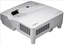 NEC, UM301WG, Projector, with, Wall, Mount,