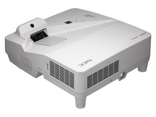 NEC, UM352WG-B, 3500, ANSI, Lumen, UST, Projector, plus, Wall, Mount,