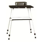 SG, Audio, Visual, ST, Series, Premium, Projector, Stand, with, notebook, tray., Height, up, to, 1.4m, -, Max, 10KG, load.,