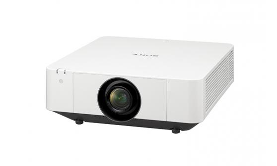 Sony, VPLFHZ61W, 5100, ANSI, Laser, WUXGA, projector, with, STD, LENS,