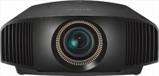 Sony, VPL-VW270B, SXRD, 4K, 3D, Home, Theatre, Projector, -, Black,
