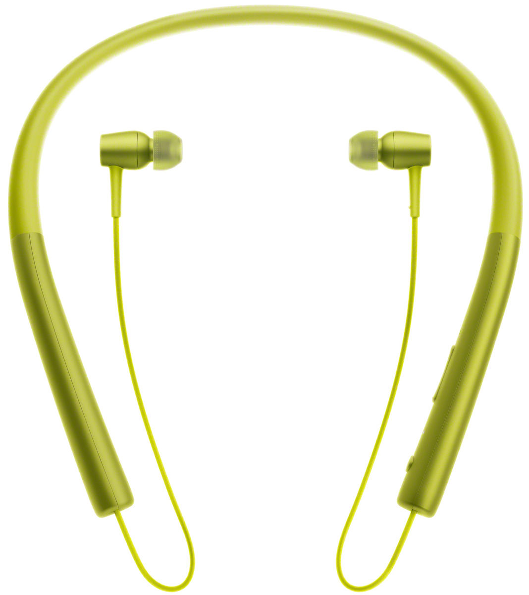 SONY, HI, RES, in-ear, Bluetooth, HEADBAND, headphones, YELLOW,