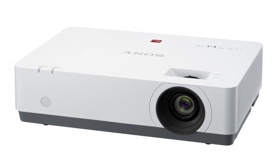 Sony, VPLEW435, WXGA, 3100, ANSI, Compact, Desktop, Projector,