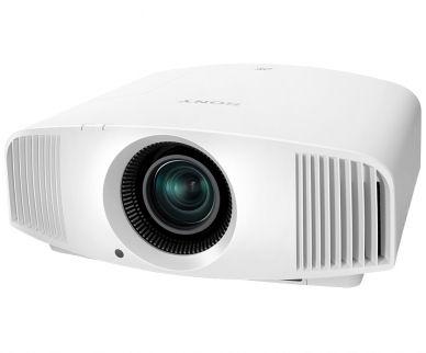 Sony, VPL-VW360B, SXRD, 4K, 4096X2160, 3D, Home, Theatre, Projector, -, White,