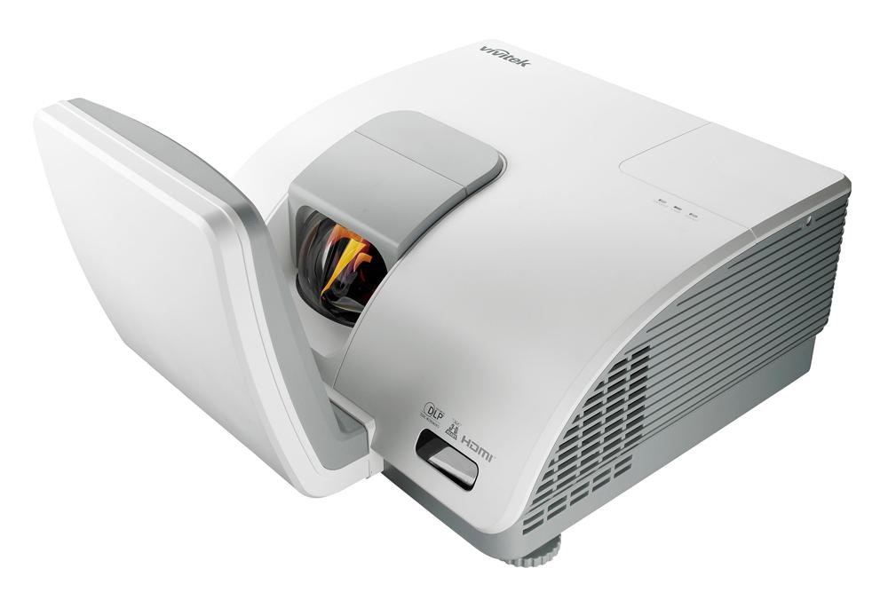 Vivitek, D7180HD, 3400, Lumens, HD, 1080p, Ultra, Short, Throw,