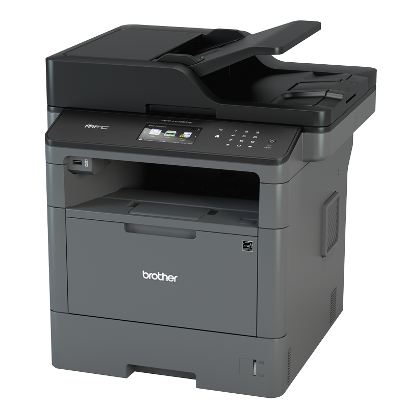 Brother, MFC-L5755DW, A4, 40ppm, WiFi, Duplex, Mono, MFP, Laser,