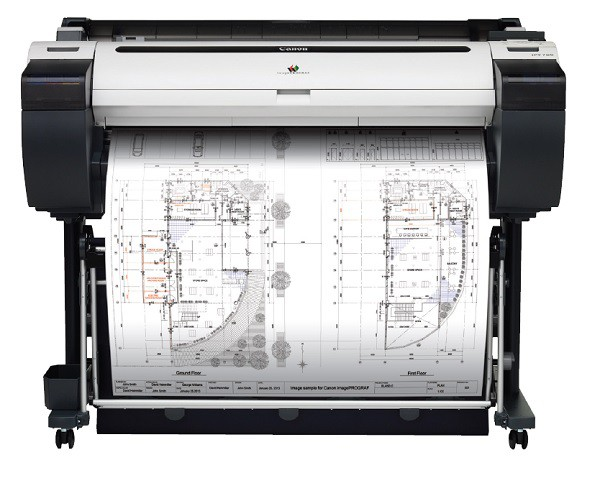 Large Format - A0/Canon: Canon, IPF780, A0, 36, 5, Colour, Technical, Large, Format, Printer, with, Stand,