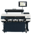 Canon, IPF815, B0, 44, 5, Ink, 160GB, HDD, Wide, Format, MFP,