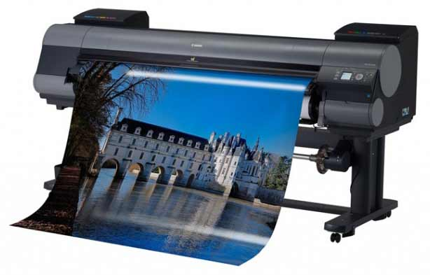 Large Format - 2A0/Canon: Canon, IPF9400S, 60, 2AO, 8, Colour, Graphics, printer, +, Stand,