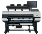 Canon, IPF840MFP, 44, Printer, with, 40, M40, Scanner, Computer, Touch, Screen,