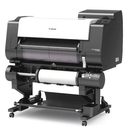 Canon, iPFTX-2000, 24, A1, 5, Colour, Pigment, Printer,