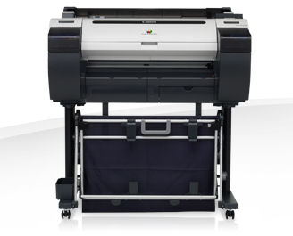 Large Format - A1/Canon: Canon, IPF685, A1, 24, 5, Colour, Technical, Printer, with, HDD,