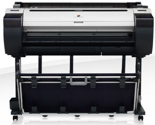 Canon, IPF785, 36, A0, 5, Ink, Technical, Printer, with, 320GB, HDD,