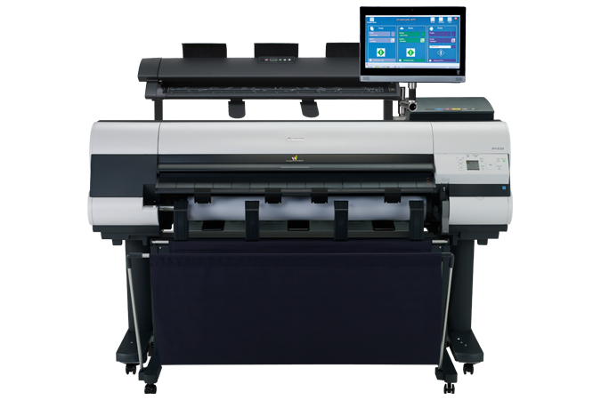 Large Format - MFP/Canon: Canon, IPF830MFP, Pro, 44, Printer, with, 40, M40, Scanner, Computer, Touch, Screen,