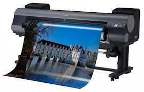 Large Format - 2A0/Canon: Canon, IPF9400, 60, 12, COLOUR, Graphics, printer, with, Stand,