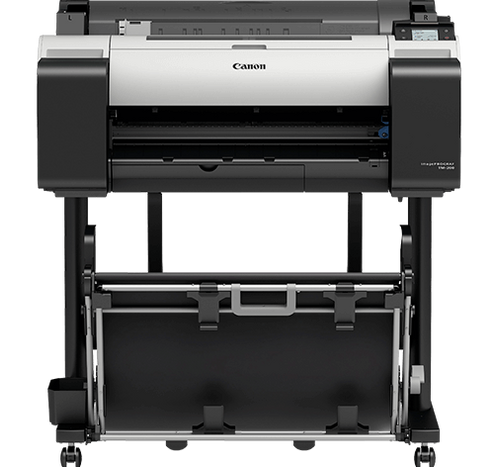 Canon, iPF, TM-200, 24, A1, 5, Colour, Printer, with, Stand, plus, Bonus, Paper,