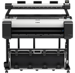 Canon, iPF, TM-300, 36, A0, 5, Large, Format, Printer, with, Lei36, Scanner, and, Stand,