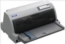 Epson, LQ-690, 24, PIN, NARROW, Carriage, Dot, Matrix, Printer,