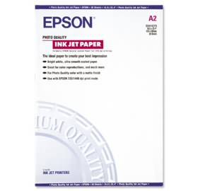 Epson, C13S041079, Photo, Quality, Paper, A2, 30, Sheets,