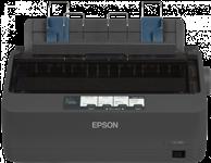 Epson, LX-350, 9, Pin, Narrow, Dot, Matrix, Printer,